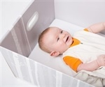 Experts warn about use of cardboard baby cribs