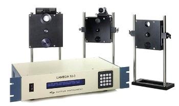 Lambda 10-3 Optical Filter Changer from Sutter Instrument