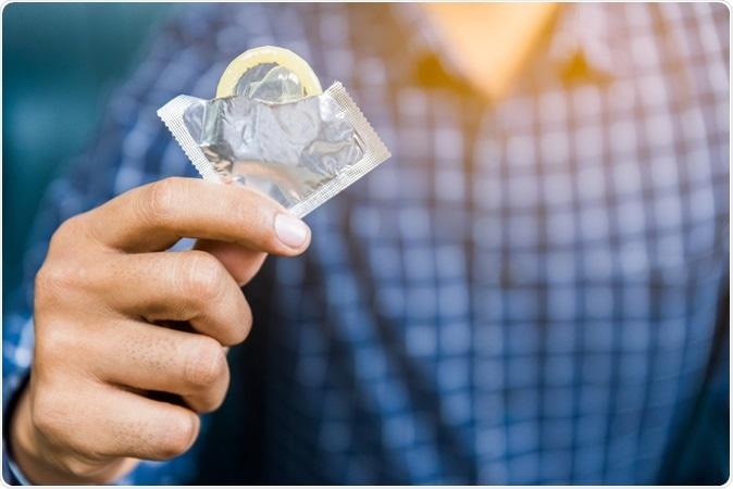 Condom. Image Credit: Shutterstock
