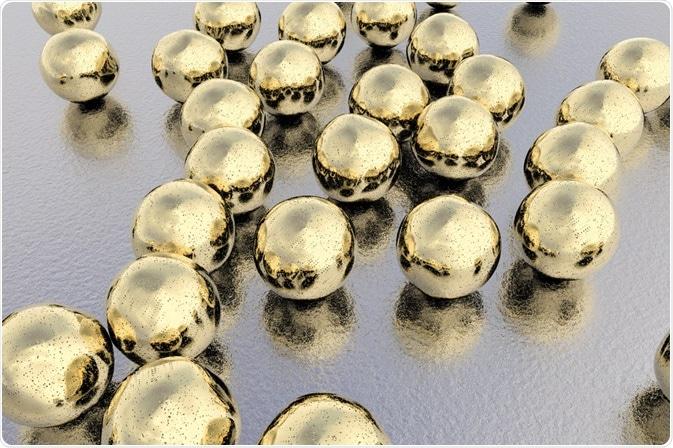 Kateryna Kon - gold nanoparticles