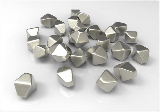Titanium nanoparticle - kateryna Kon