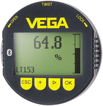 Measured Value Indication and Adjustment of Sensors with a Pluggable Module