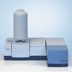 High Quality Optics in a High Performance FT-Raman Spectrometer - the MultiRAM from Bruker