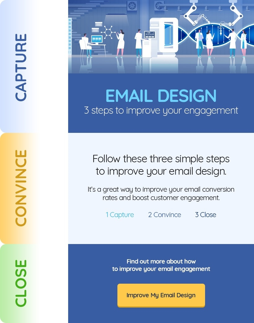 3 steps to improve your email engagement