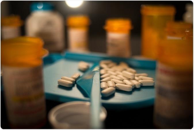 Prescription opioids. Image Credit: Darwin Brandis / Shutterstock