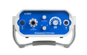 O-Two's Equinox Advantage Oxygen/Nitrous Oxide Mixing and Delivery System