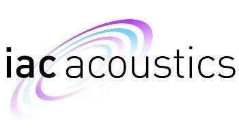 IAC Acoustics logo.