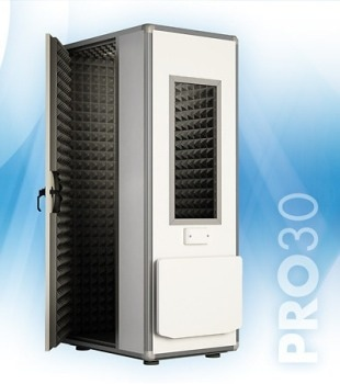 Puma's PRO 30 Modular Soundproof Audiometric Booth