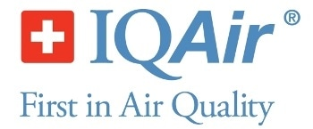 IQ Air logo.
