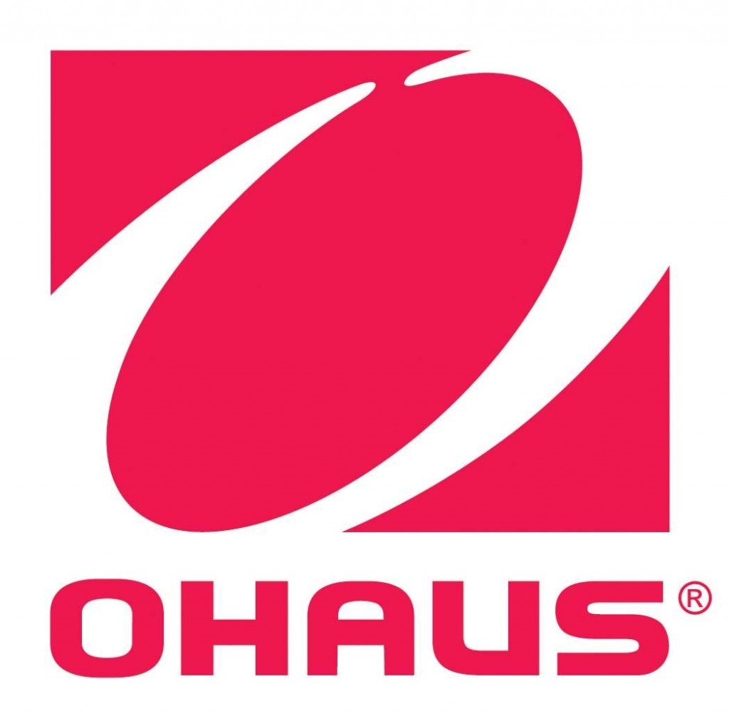 OHAUS Corporation logo.