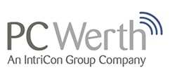 PC Werth logo.