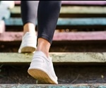 Climbing stairs reduces hypertension and strengthens muscles, find study