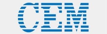 CEM logo.