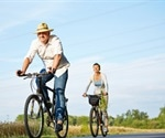 Cycling keeps the body young and healthy