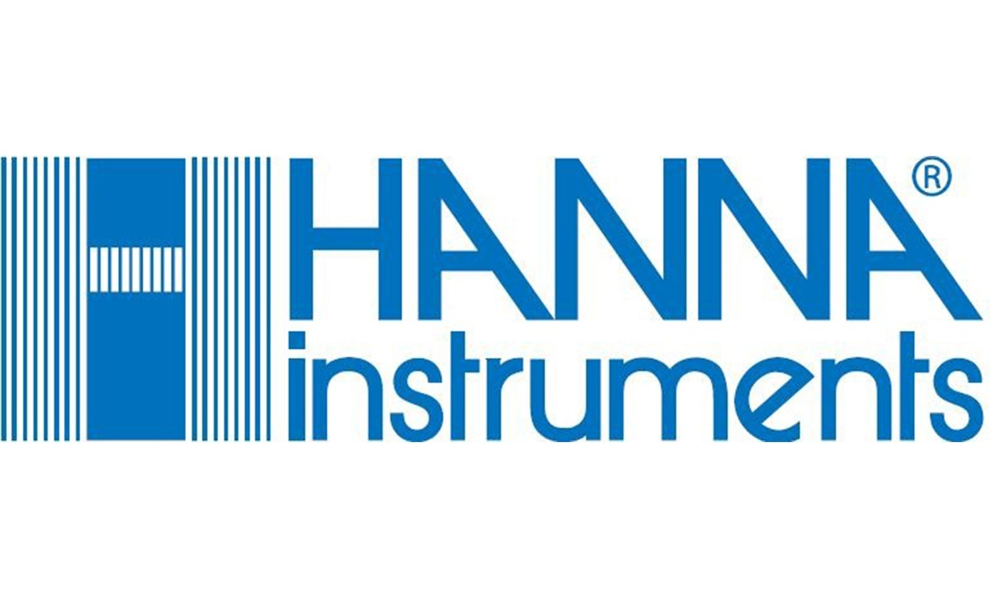 HANNA instruments logo.