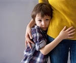 Overwhelming fear in children may be a sign of separation anxiety disorder