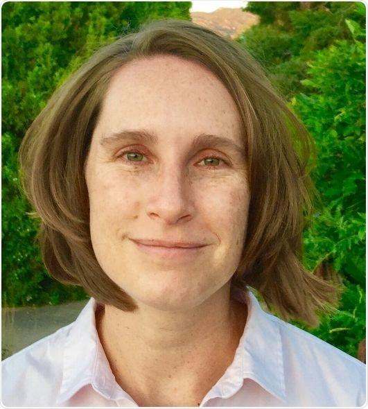 Dr. Amanda Carroll-Portillo from the University of New Mexico, Alburquerque, USA.