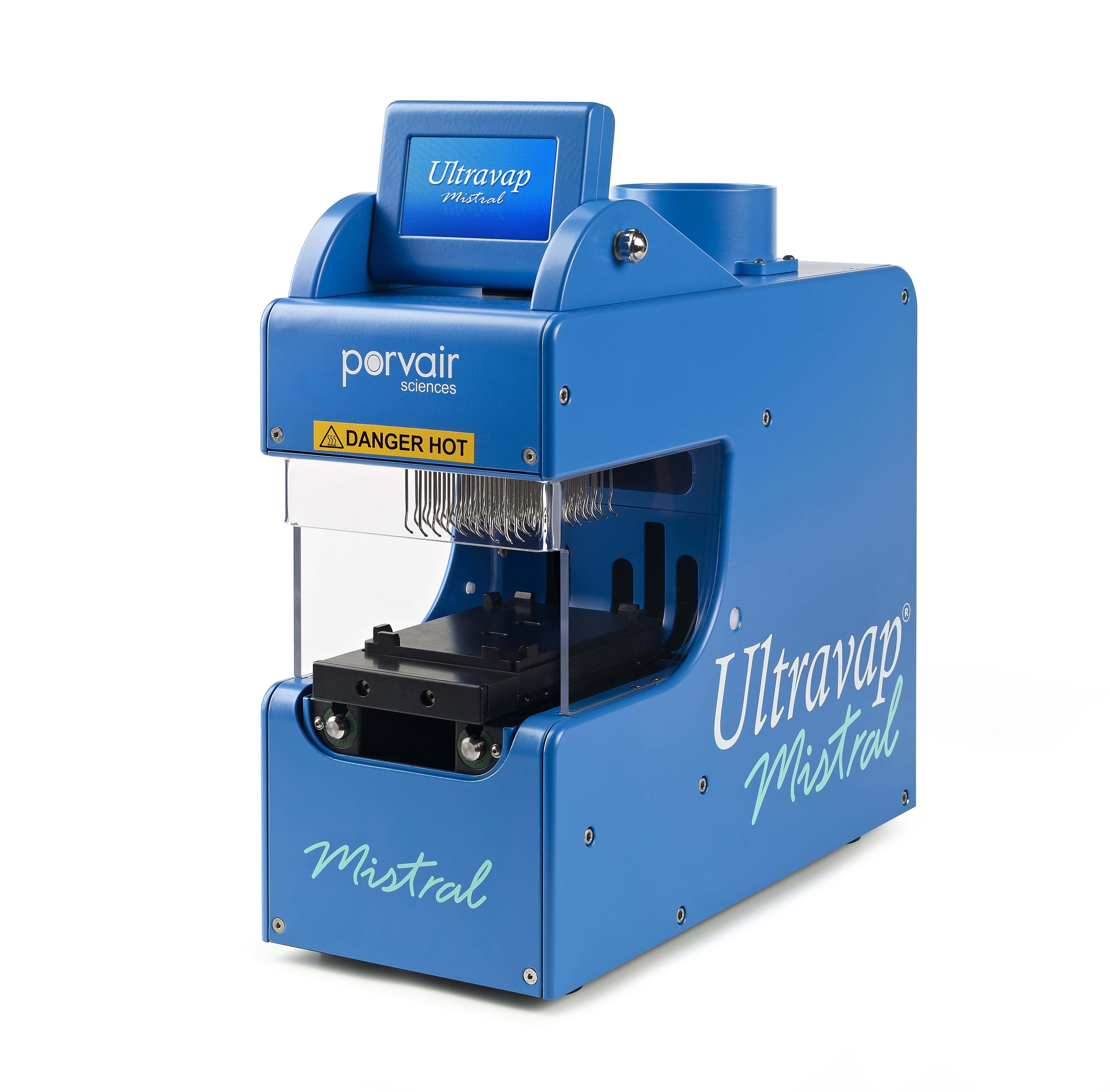 Di Ultravap del maestrale evaporatore compatibile di scarico del robot completamente senza testa del ago di stampa, 110/230V
