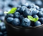 Blueberry juice beats other juices on antioxidant chart
