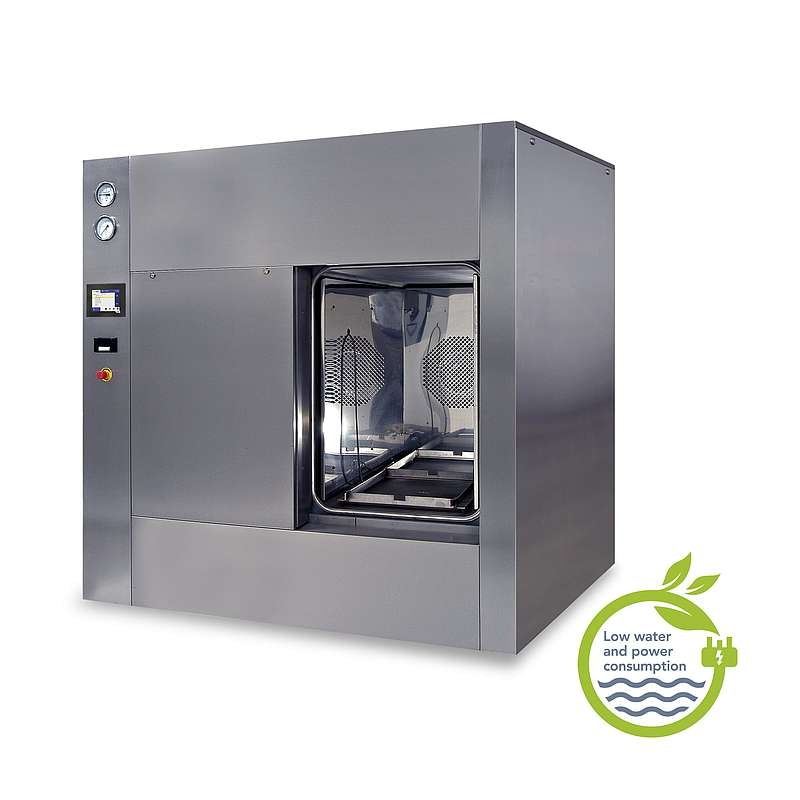 Astell Scientific's Square Max Autoclave