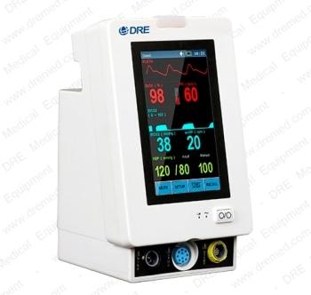 DRE Trax Vital Signs / ETCO2 Monitor