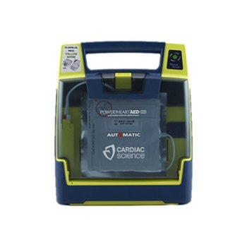 Powerheart G3 Plus Automatic AED from Cardiac Science