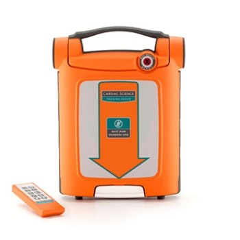 Powerheart G5 AED Trainer from Cardiac Science