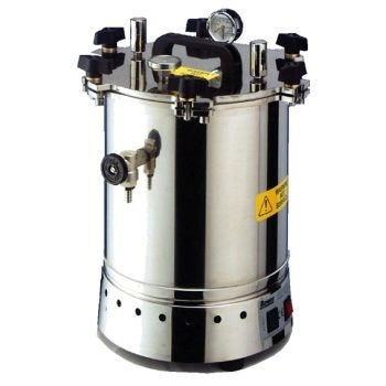 Portable Autoclave from Rodwell