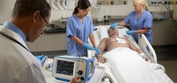 R Series Monitor Defibrillators from ZOLL