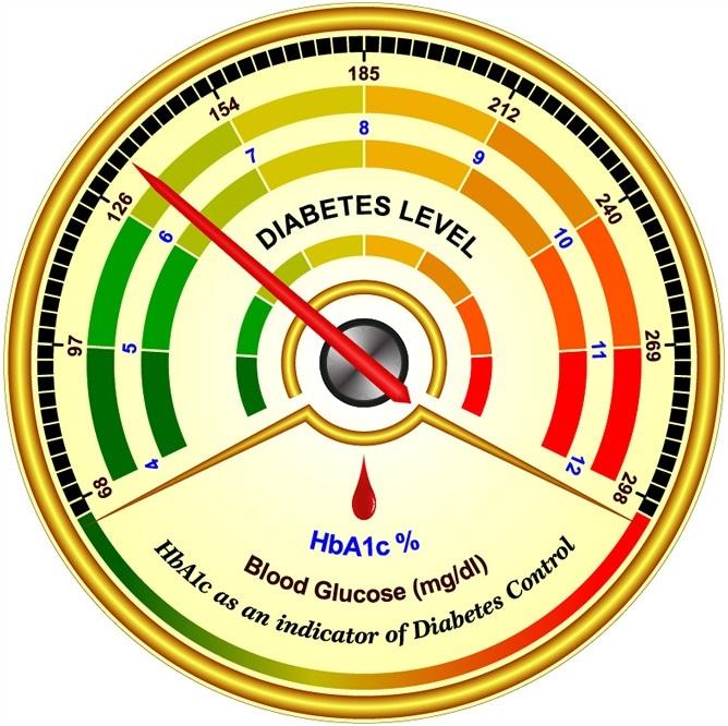 HbA1c come indicatore di controllo del diabete, credito di immagine: Fouad A. Saad/Shutterstock