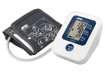 Upper Arm Blood Pressure Monitor for Home-Use