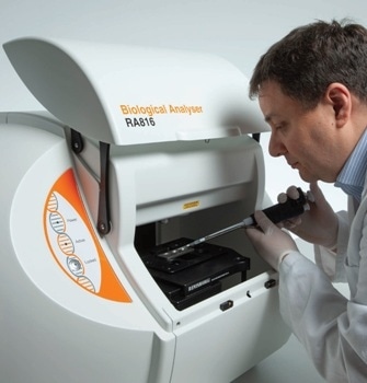 The Renishaw Biological Analyser