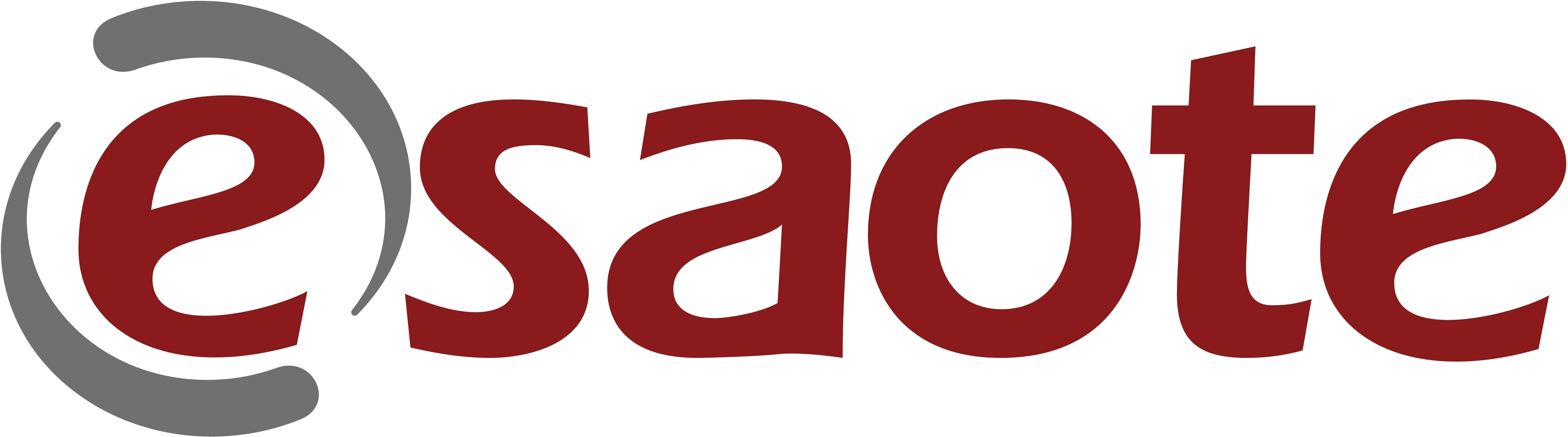 Esaote Group logo.