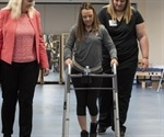 Patients with paralysis manage to walk thanks to new technology