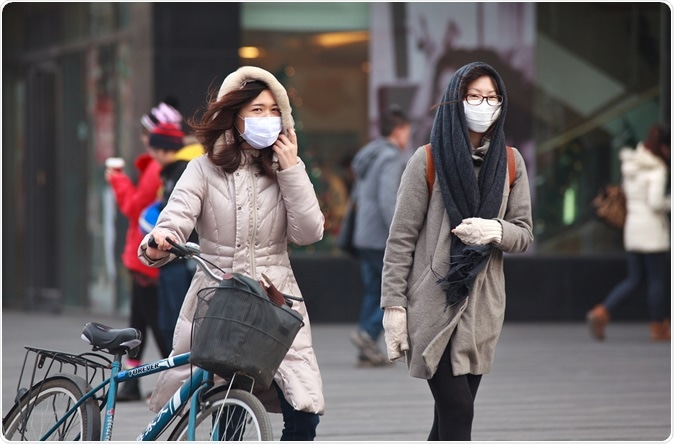 Research shows pollution is reaching the placenta. Image Credit: Shutterstock