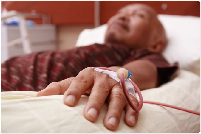 Blood transfusion - Image Credit: Airdone / Shutterstock