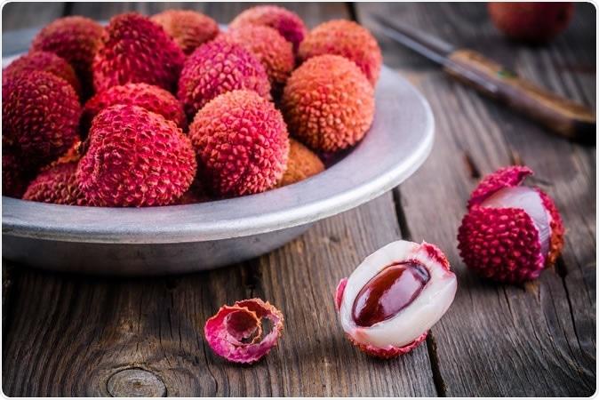 Lychee fruit - Image Credit: Ekaterina Kondratova / Shutterstock