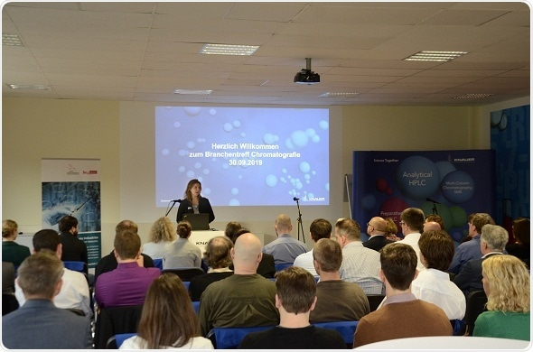 Regional chromatography industry meeting in Berlin was a great success