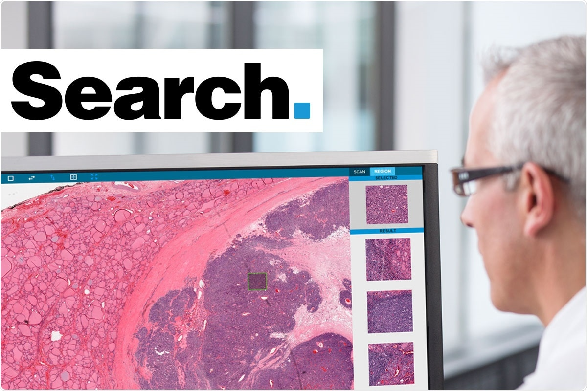 Search pathology images