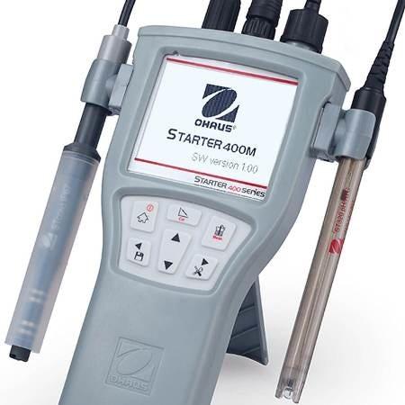 Starter 400M pH