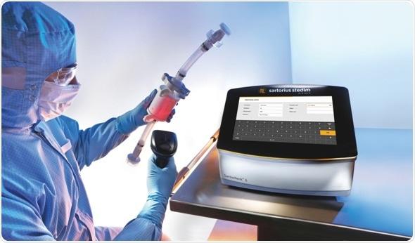 Sartorius Stedim Biotech introduces Sartocheck 5 Plus filter integrity tester