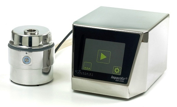 Cherwell to showcase new ImpactAir ISO-90 microbial air sampler at Pharmig