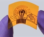New wearable sensor for non-invasive gout detection