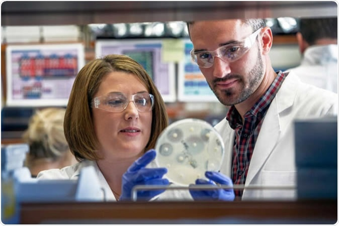 New research led by Washington University School of Medicine in St. Louis sheds light on how the superbug methicillin-resistant Staphylococcus aureus (MRSA) is introduced into households and how it can spread among family members. Shown are the study