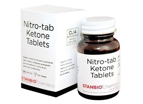Nitro-Tab Ketone Tablets