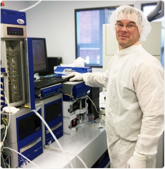 Ecotoxicology studies optimized by AF4-UV-ICPMS technique