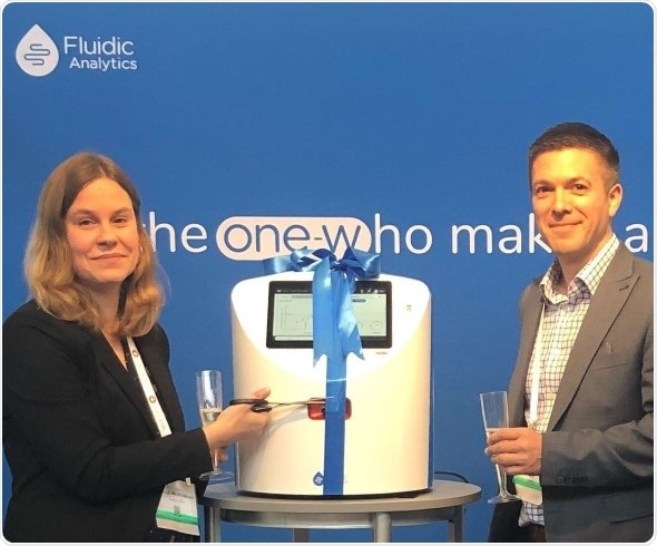 Fluidic Analytics launches breakthrough protein analysis device at PEGS 2019