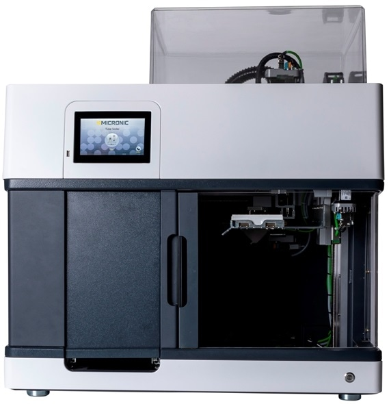 Micronic launches state-of-the-art HT700 for reliable arraying of sample tubes