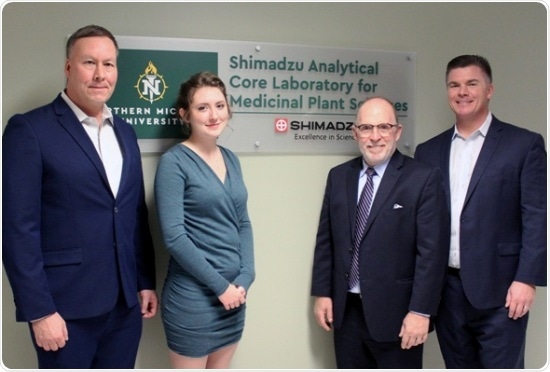 Shimadzu Scientific Instruments collaborates with NMU to support medicinal plant chemistry program