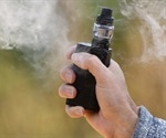 Vaping among teens doubles in a year says MTF report